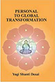 Personal to Global Transformation 2007